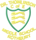 Dr Thomlinson CofE Middle School