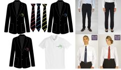 Package Deal A - Blazer, Shirts/Blouses, Tie, Trousers & PE Polo - Walker Riverside Academy