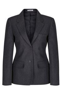 Girls Graphite Grey Blazer - for Norham High School