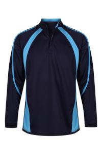 Navy/Cyclone Akoa Rugby Shirt (STOL)