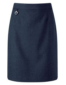 Girls Junior Navy Skirt (913643)