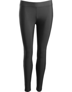 Girls Black Leggings - for Oxclose Community Academy - Printed with OXCLOSE down leg