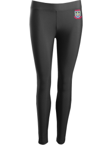 PE Leggings - Embroidered with Chantry Middle School Logo