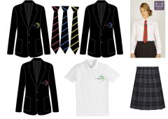 Package Deal B - Girls Blazer, Blouses, Tie, Kilt & PE Polo - Walker Riverside Academy