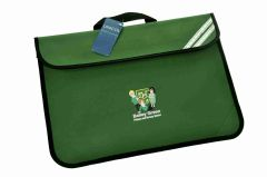 Bottle Infant Bookbag - Embroidered With Bailey Green Primary School Logo