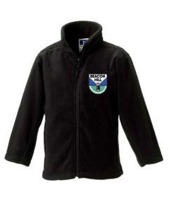 Black Fleece - Embroidered With Beacon Hill School Logo