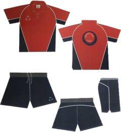 PE KIT (PE Top + PE Shorts) - for Benton Dene Primary School