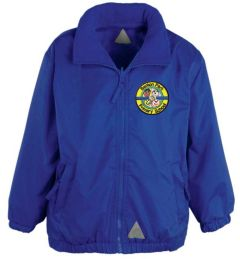 Royal Mistral Jacket - Embroidered with Benton Park Primary School logo