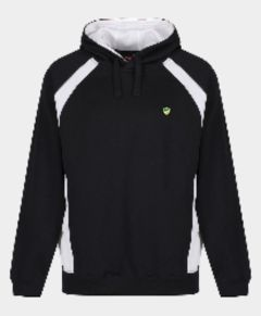 Black/White Akoa Sector Hoodie (SHD) - Embroidroidered with Bedlington Academy School Logo