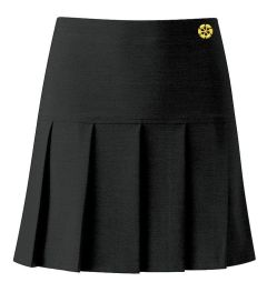 *NEW* Girls Skirt - Embroidered with Blyth Academy Logo