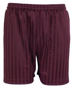 Bluemax Shorts Burgundy