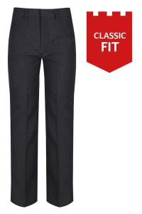 Grey Boys Junior Trousers (CFJ)