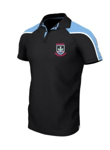 PE Polo - Embroidered with Chantry Middle School Logo