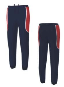 Jogging Bottoms (Navy/Red/White) - Embroidered with Dame Allan's Junior School Logo (Nursery-Year 2 ONLY)