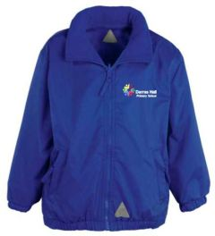 Royal Showerproof Jacket - Embroidered With Darras Hall Primary School Logo