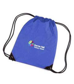 Royal PE Bag - Embroidered With Darras Hall Primary School Logo