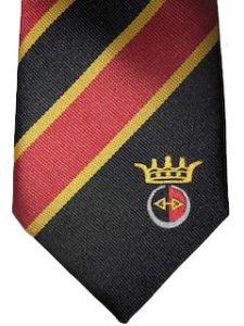School Clipon Tie - for Duchess High School