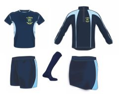 PE KIT Essentials Package for Dr Thomlinson CofE Middle School