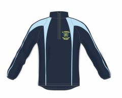PE Zip Top Mid Layer - Embroidered with Dr Thomlinson CofE Middle School logo