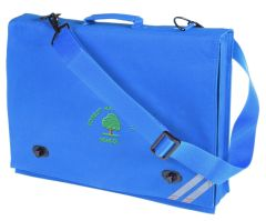 Royal Document Case - Embroidered with Forest Hall Primary School Logo