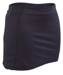 Girls Navy PE Skort - Plain (No Logo)