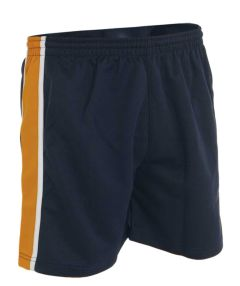 PE Shorts -Printed With Pupil Initials -  for Gosforth Central Middle School  *ONLINE ORDER ONLY*