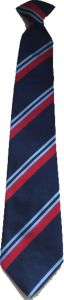 Clip-On School Tie for Gosforth Central Middle School