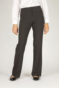 Plain Grey Senior Girls Trouser (GTB)