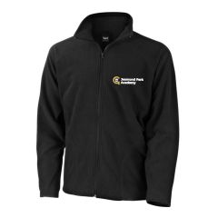 Micro Fleece Jacket - Embroidered with Jesmond Park Academy Logo