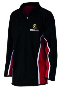 PE Rugby Top - Embroidered with Jesmond Park Academy Logo