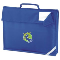 Royal Book Bag - Embroidered With Hotspur Primary School Logo