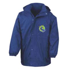 Royal Stormproof Coat - Embroidered With Hotspur Primary School Logo