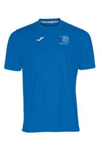 Joma Combi PE T-Shirt - Embroidered James Calvert Spence College Logo