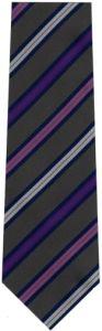 James Calvert Spence College Clip-on Tie