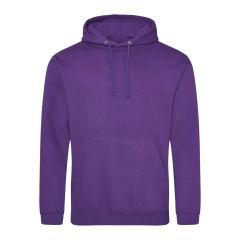 Purple Leavers Hoodie - for Jesmond Park Academy (Year 11 only)