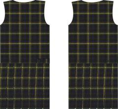 Junior Dress - Pinafore Drop Waist - for Durham High School