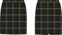 *DISCONTINUED/LIMITED STOCK* Year 10 & 11 Only Senior Tartan Skirt - for Durham High School