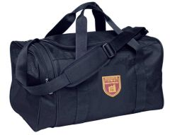 Senior Holdall Sports Bag - Embroidered with Kings Priory School logo