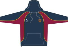 Hooded PE Top - Embroidered with Kings Priory School Logo (Optional for Reception-Year 4)