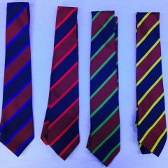 Kings Priory Tie (Year 5-11 Only)