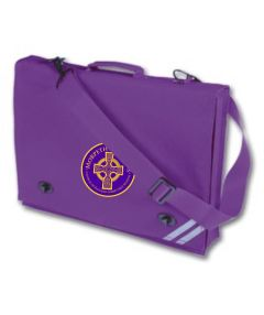 Document Case - Printed with Morpeth All Saints First School Logo
