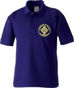 Polo - Embroidered Morpeth All Saints CE First School Logo