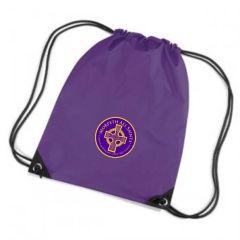 PE Bag - Printed with Morpeth All Saints First School Logo