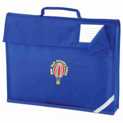 Royal Bookbag - Embroidered with New York Primary School logo