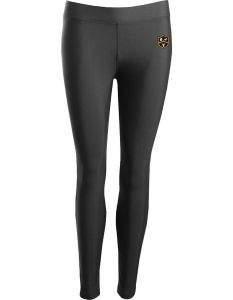 Black Girls PE Leggings - Embroidered with Park View School logo