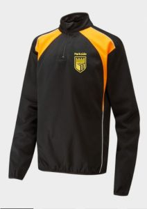 1/4 Zip Top - Embroidered with Parkside Academy Logo - (optional)