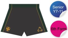 PE Cycle Shorts - Embroidered with Durham High School Logo