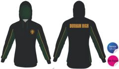 Senior PE Hoodie- Embroidered with Durham High School Logo