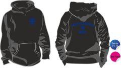 Performing Arts Hoodies - Embroidered with Durham High School Logo + Printed Performing Arts on Back