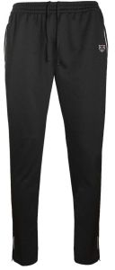 NEW - Black Performance Training Pants - Embroidered with Ponteland High School logo